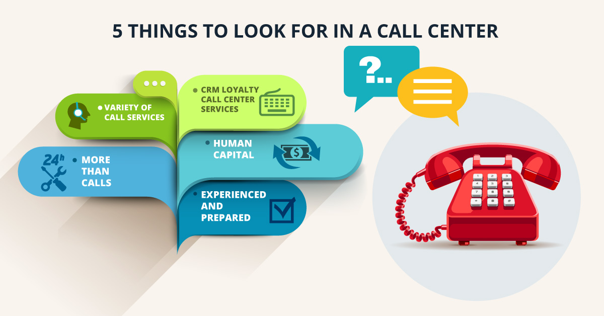 Things to Look for in a Call Center