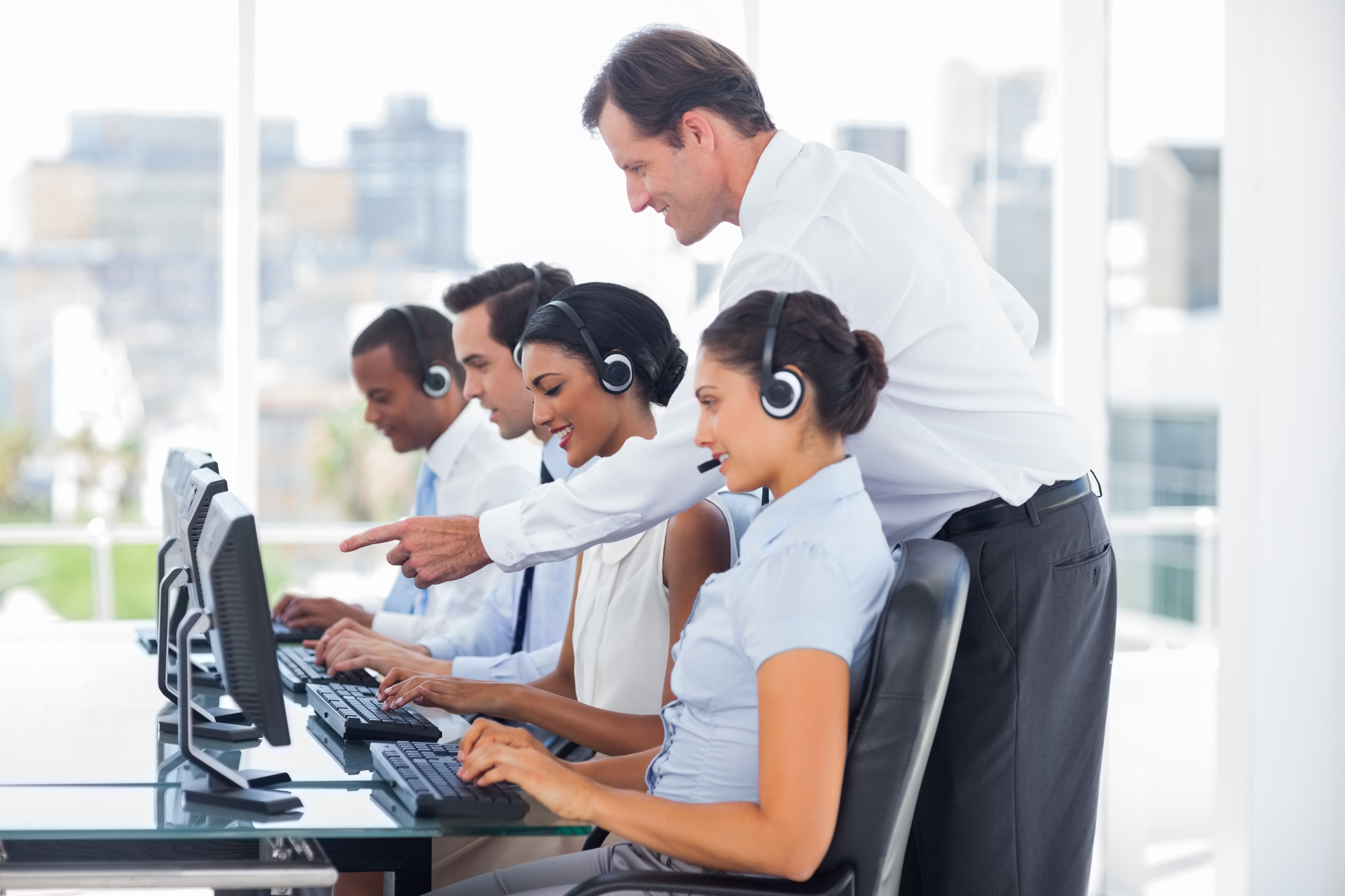 The Power of the Call Center