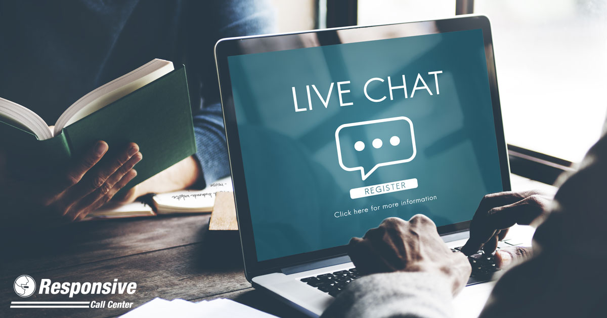 Benefits of Outsourcing Live Chat